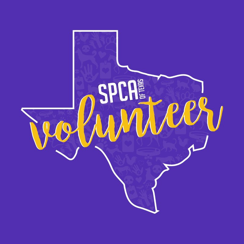 Volunteers Rock! by SPCA of Texas' Artist Shop