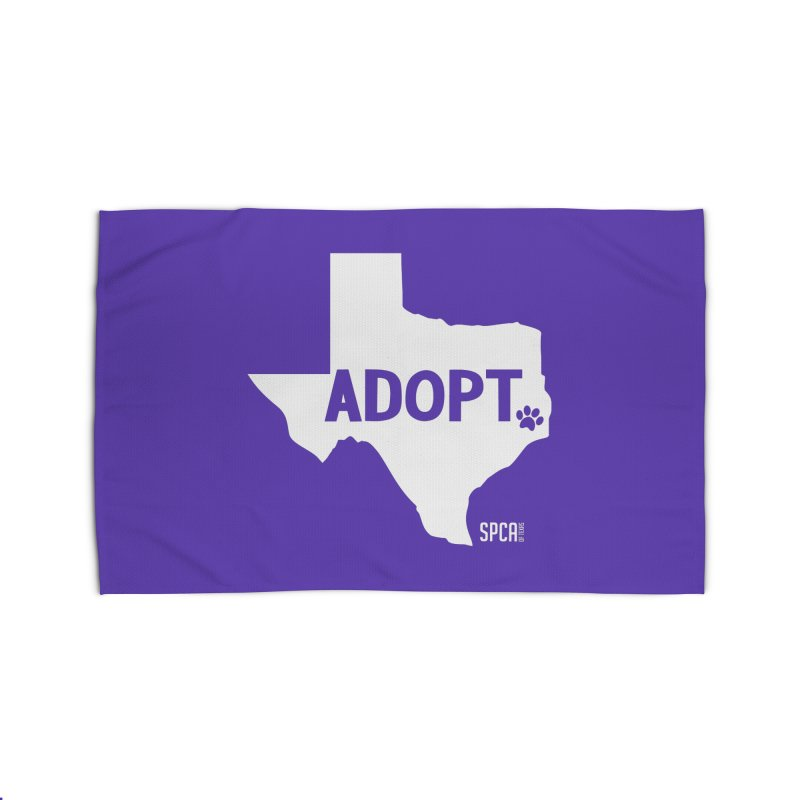 Texas Adopts! Home Rug by SPCA of Texas' Artist Shop