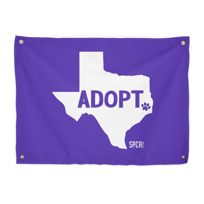 Texas Adopts! Home Tapestry by SPCA of Texas' Artist Shop