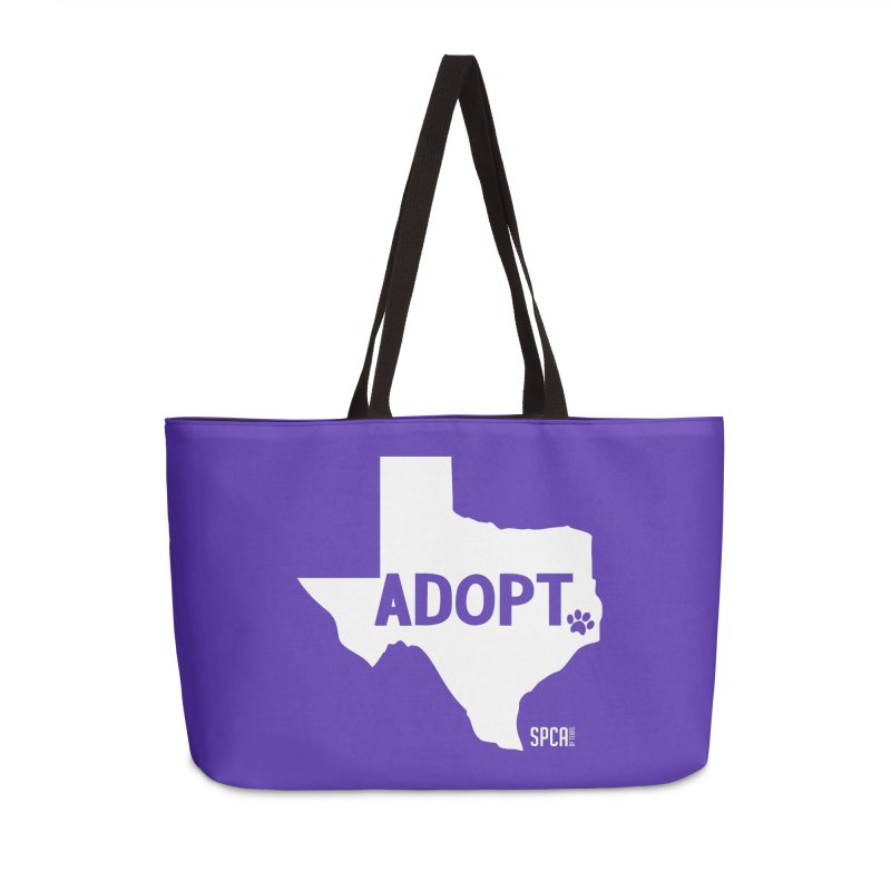 Texas Adopts! Accessories Bag by SPCA of Texas' Artist Shop