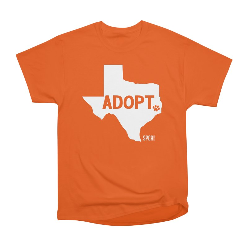 Texas Adopts! Women's T-Shirt by SPCA of Texas' Artist Shop