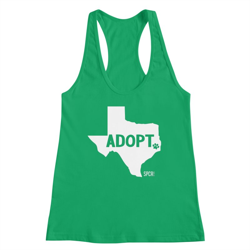 Texas Adopts! Women's Tank by SPCA of Texas' Artist Shop