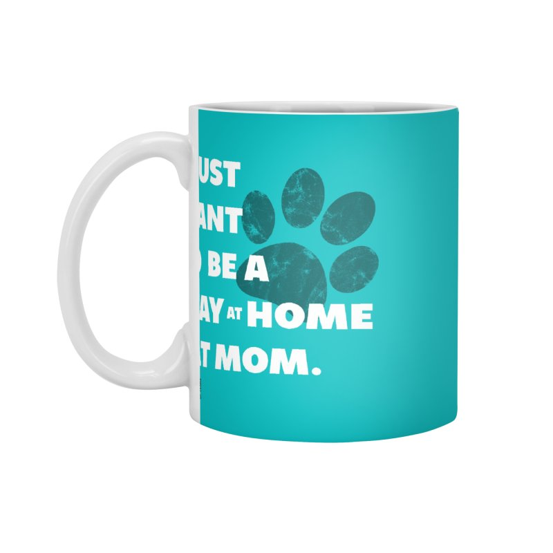 Cat Mom Accessories Mug by SPCA of Texas' Artist Shop