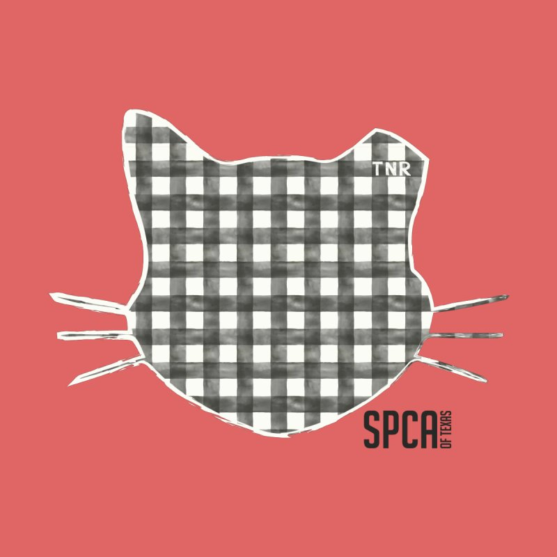 TRAP NEUTER RETURN Home Blanket by SPCA of Texas' Artist Shop