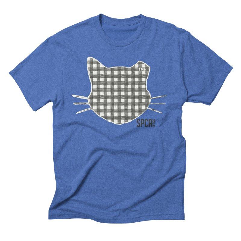 TRAP NEUTER RETURN Men's T-Shirt by SPCA of Texas' Artist Shop