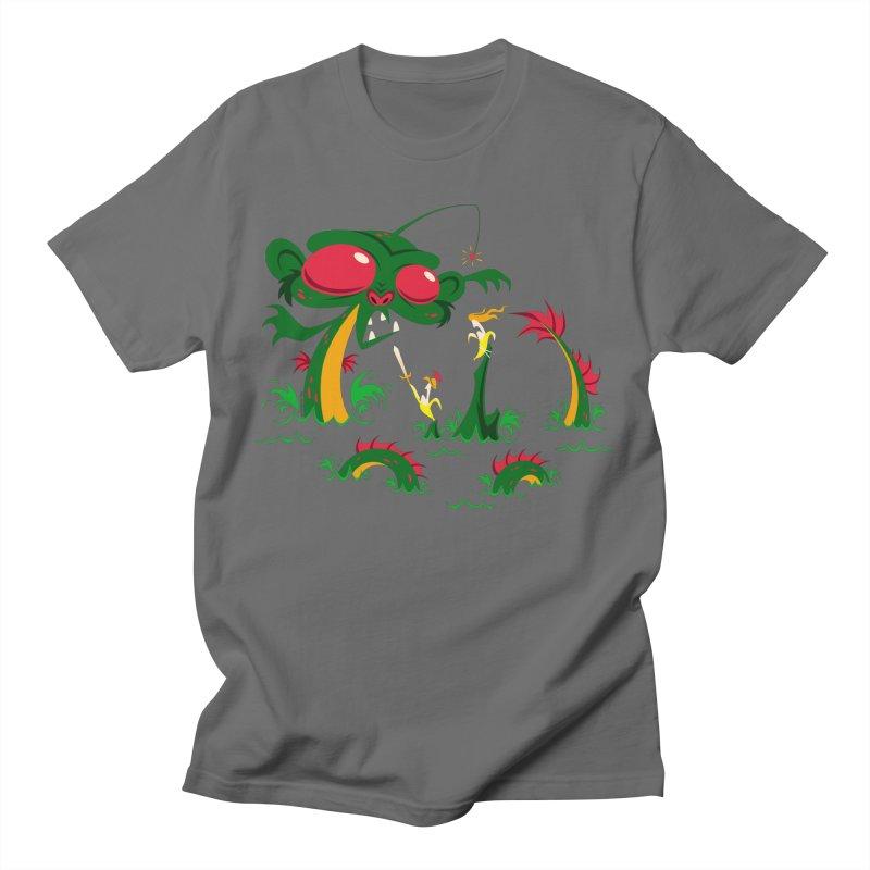 Sea Monkey Men's T-Shirt by SQETCHBOOK