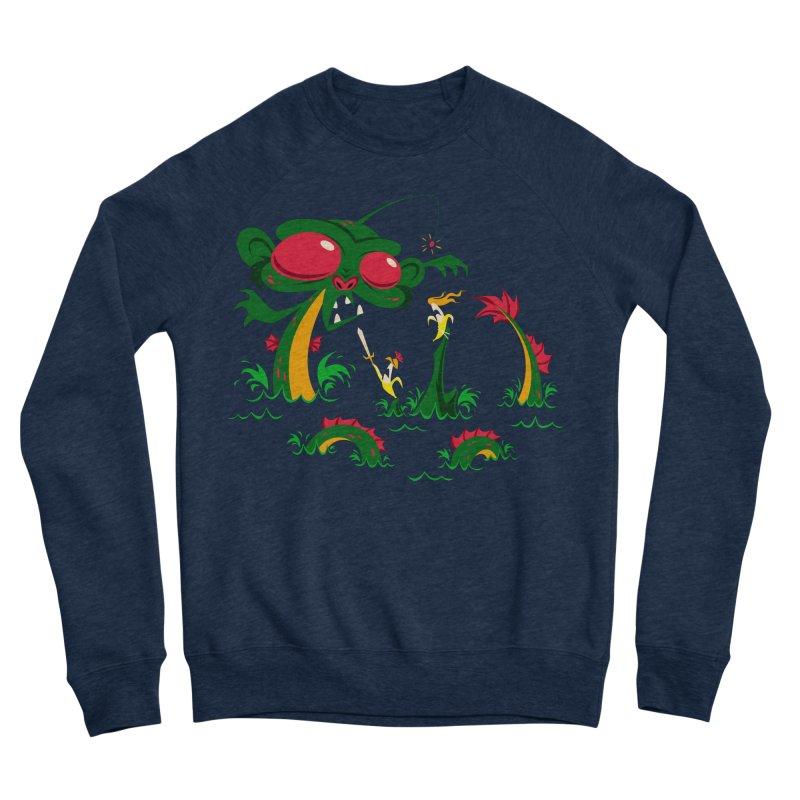 Sea Monkey Men's Sweatshirt by SQETCHBOOK