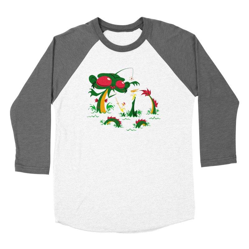 Sea Monkey Women's Longsleeve T-Shirt by SQETCHBOOK