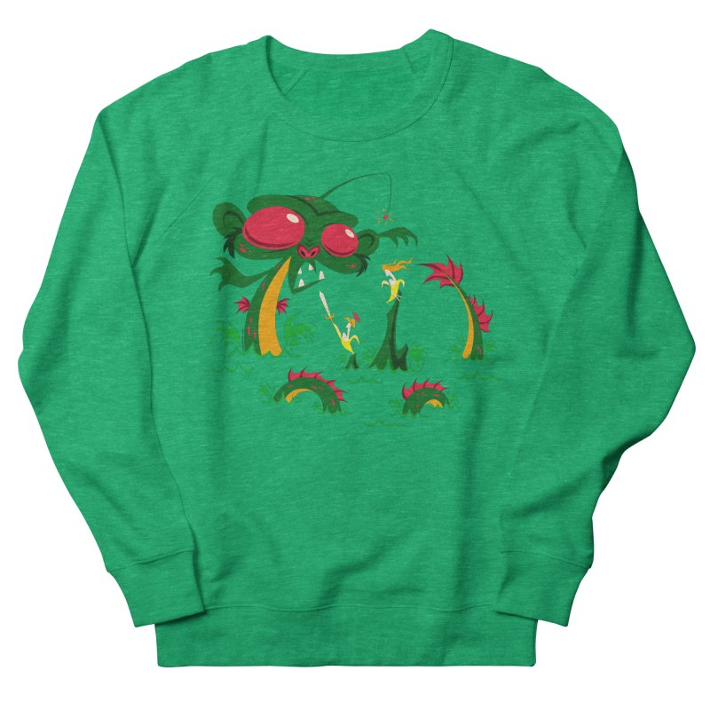 Sea Monkey Women's Sweatshirt by SQETCHBOOK