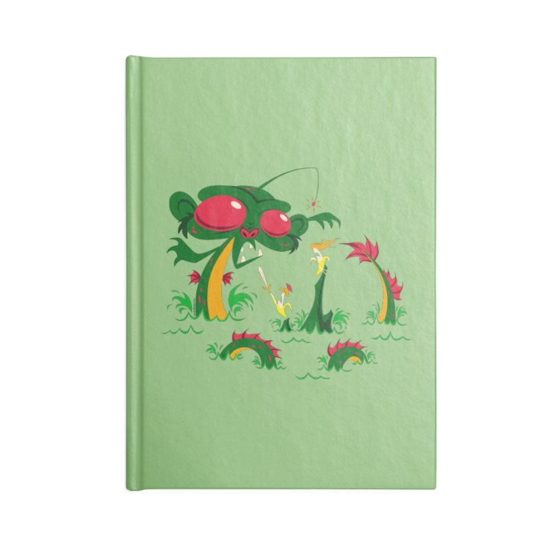 Sea Monkey Accessories Notebook by SQETCHBOOK