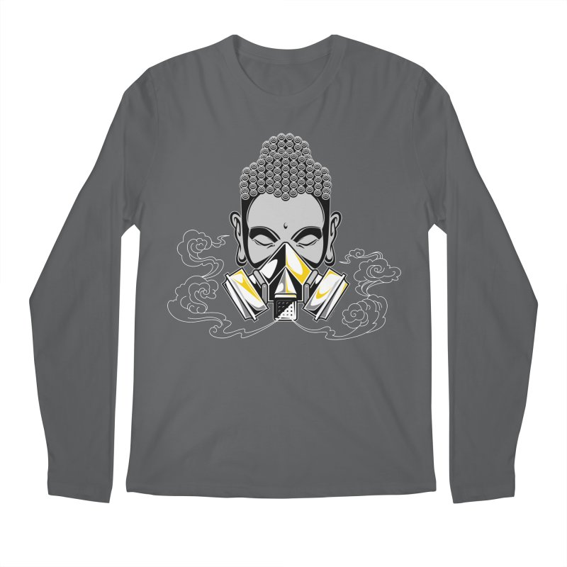 Urban Cleansing Men's Longsleeve T-Shirt by SQETCHBOOK