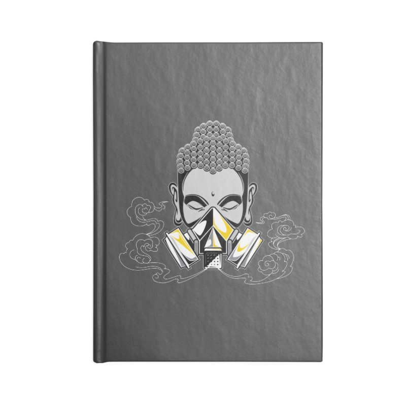 Urban Cleansing Accessories Notebook by SQETCHBOOK