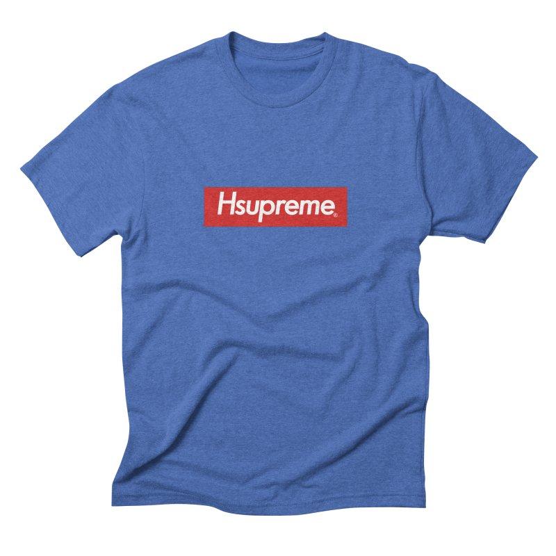 HSUPREME Men's T-Shirt by SQETCHBOOK