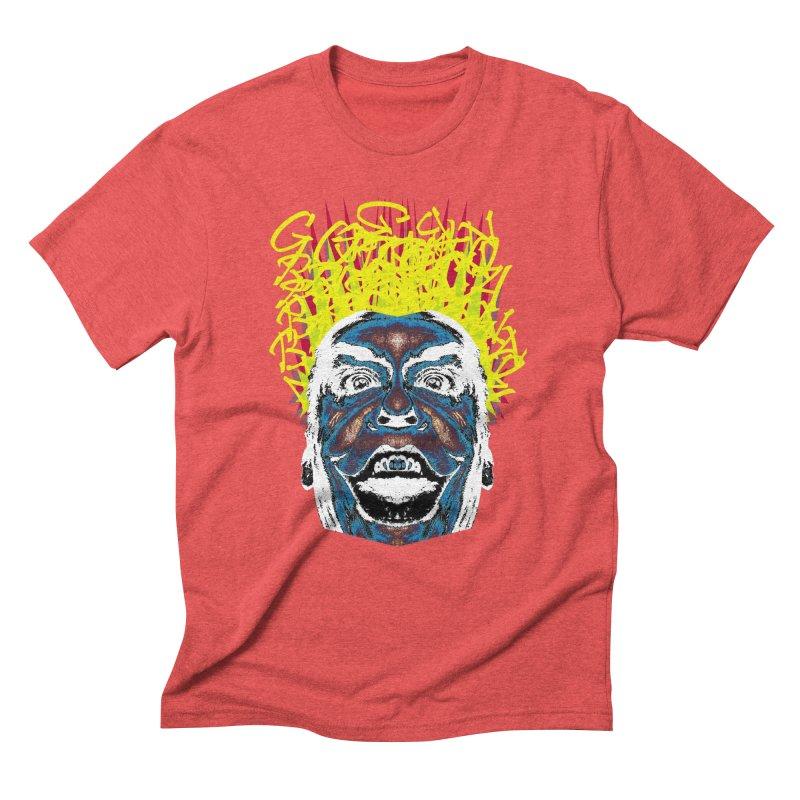 Payaso Men's Triblend T-Shirt by SUBTERRA's Shop