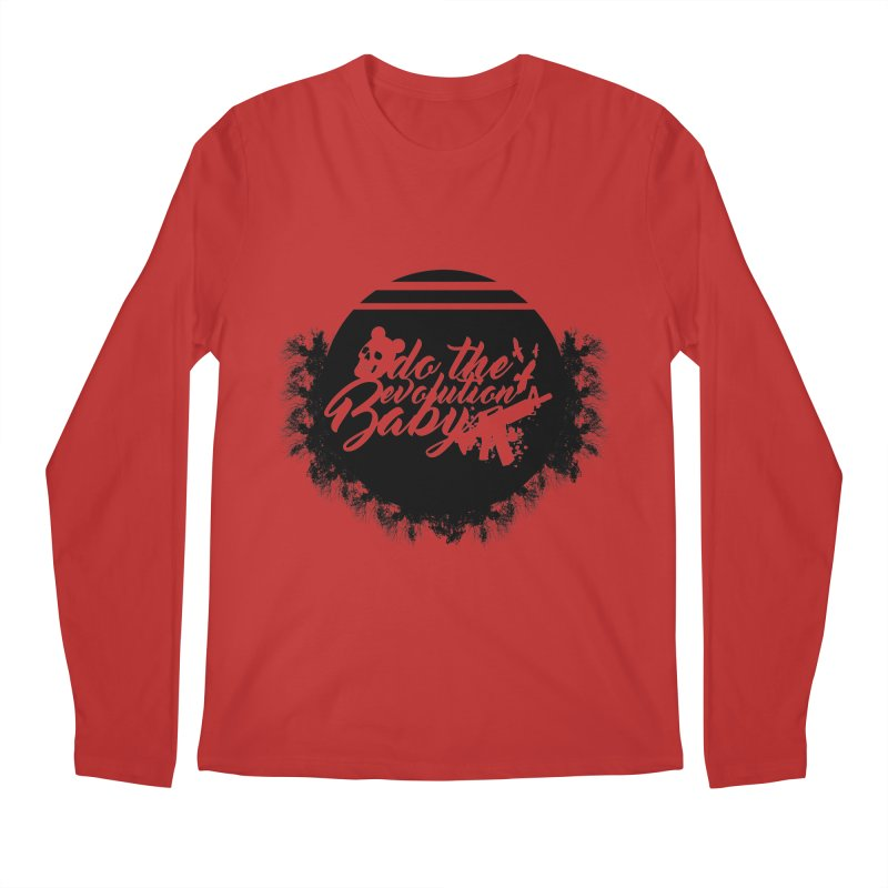do the evolucion Men's Longsleeve T-Shirt by SUBTERRA's Shop