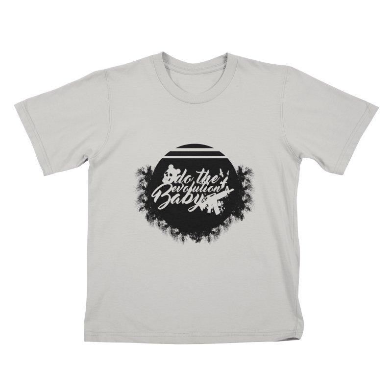 do the evolucion Kids T-shirt by SUBTERRA's Shop