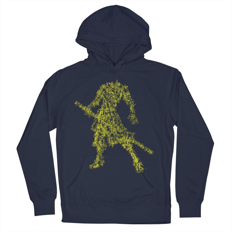 Words of a Warrior  Men's Pullover Hoody by SUBTERRA's Shop