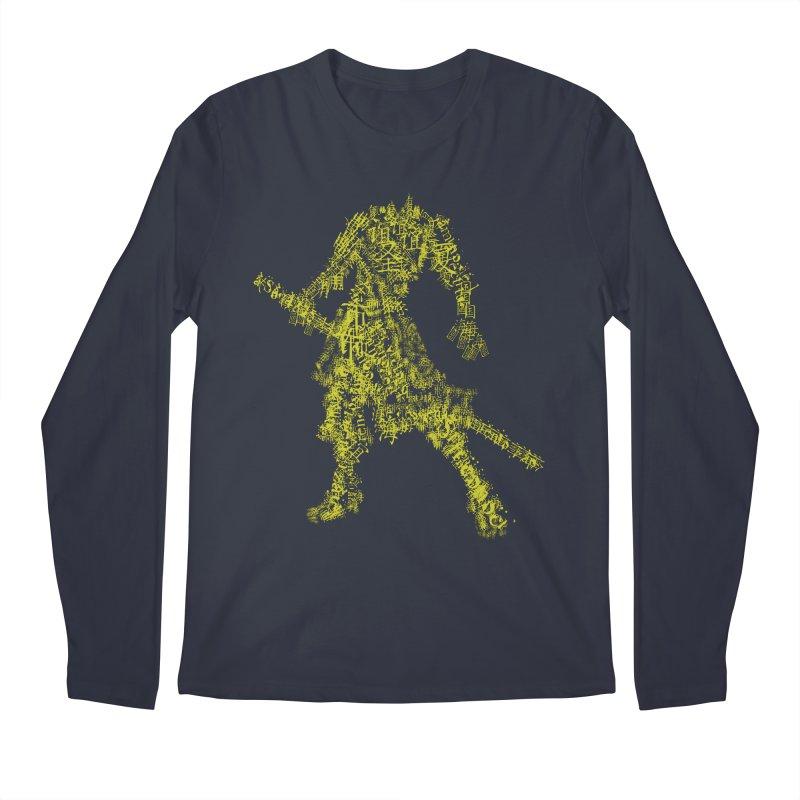 Words of a Warrior  Men's Longsleeve T-Shirt by SUBTERRA's Shop