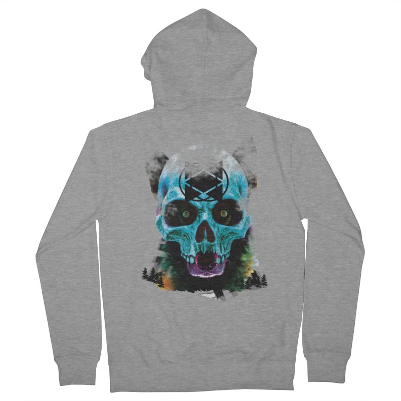 I see you Men's French Terry Zip-Up Hoody by SUBTERRA's Shop