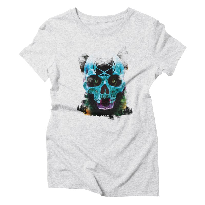 I see you Women's Triblend T-Shirt by SUBTERRA's Shop