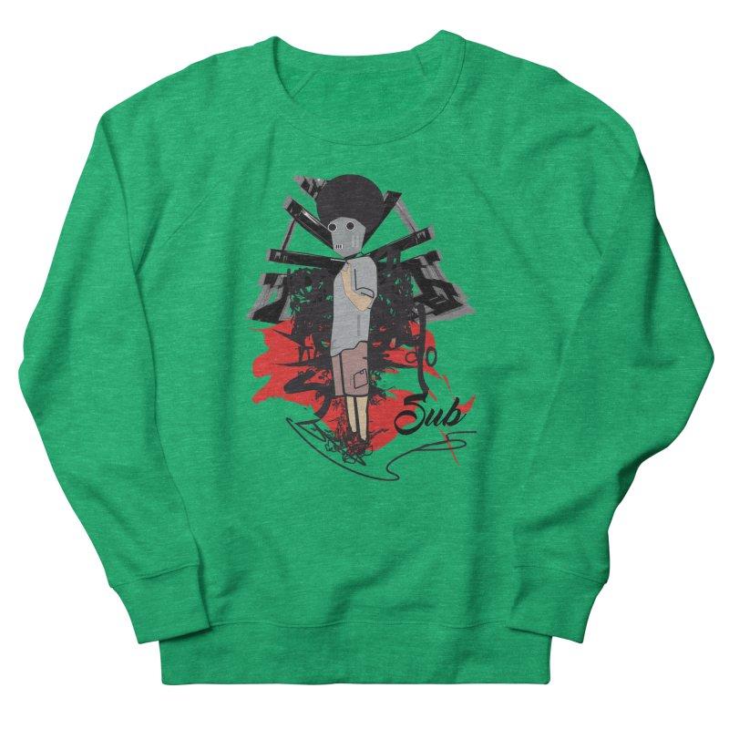 El chamo in Men's French Terry Sweatshirt Heather Kelly by SUBTERRA's Shop