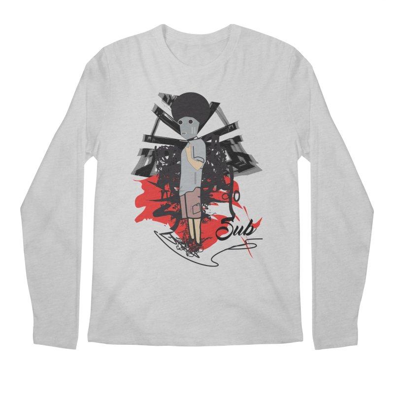 El chamo Men's Regular Longsleeve T-Shirt by SUBTERRA's Shop