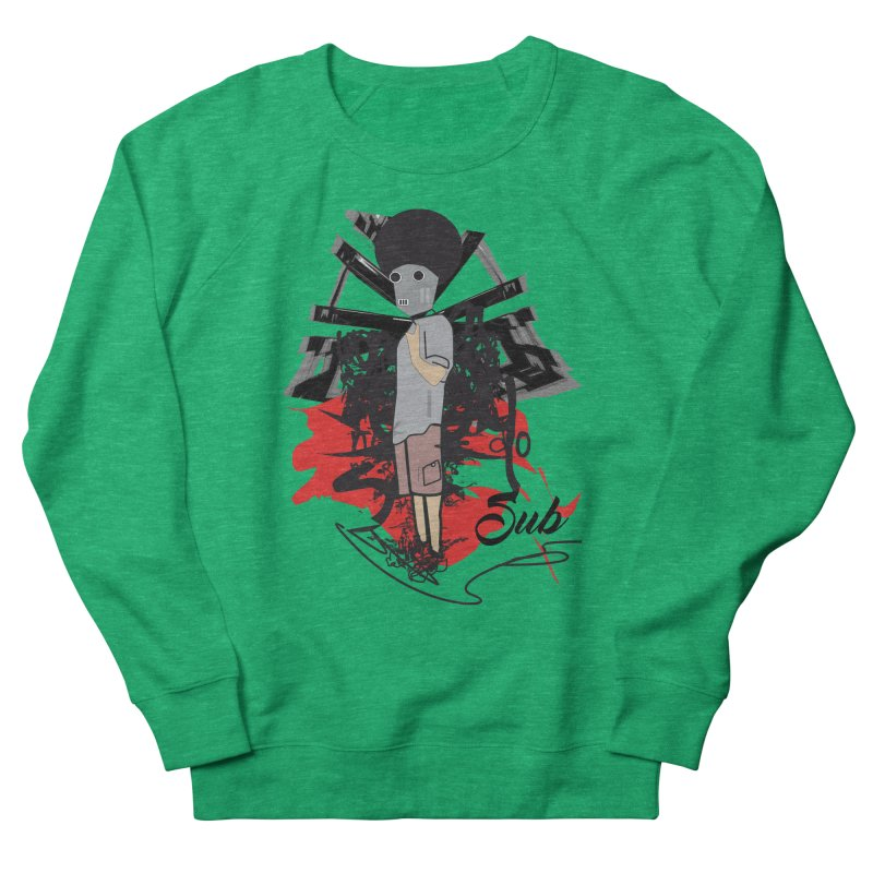 El chamo Men's French Terry Sweatshirt by SUBTERRA's Shop