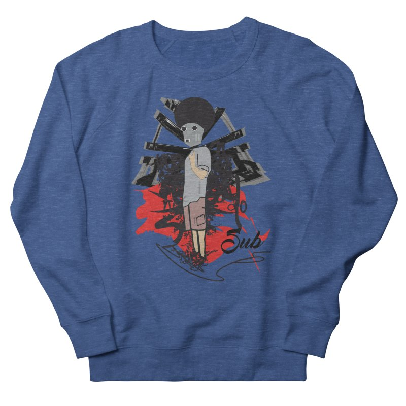 El chamo Men's Sweatshirt by SUBTERRA's Shop
