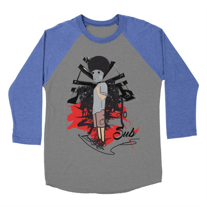 El chamo Women's Baseball Triblend T-Shirt by SUBTERRA's Shop