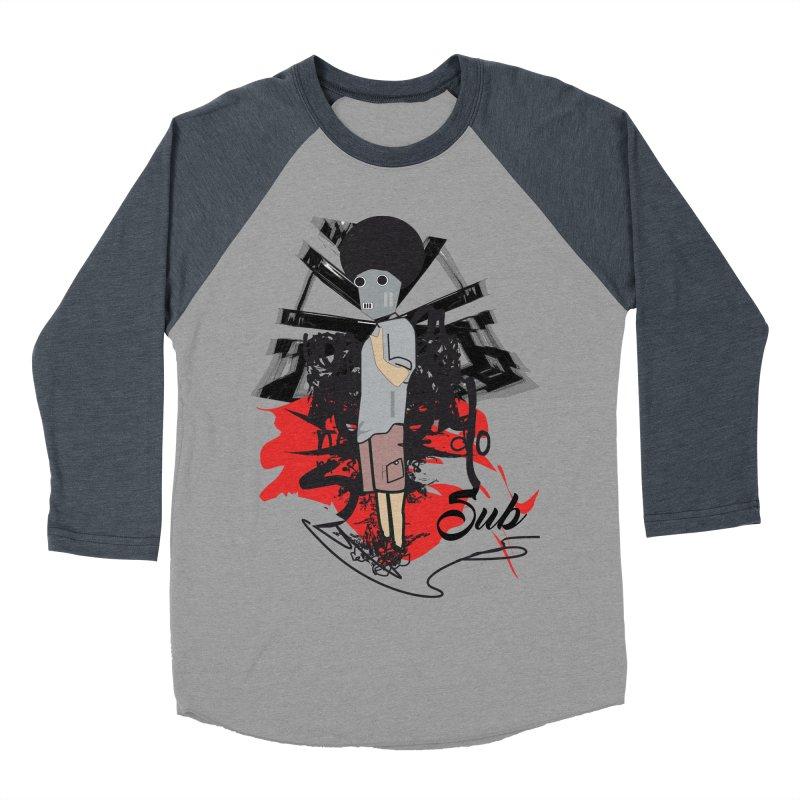 El chamo Men's Baseball Triblend Longsleeve T-Shirt by SUBTERRA's Shop