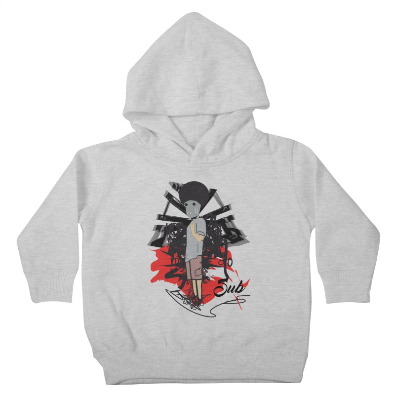El chamo Kids Toddler Pullover Hoody by SUBTERRA's Shop