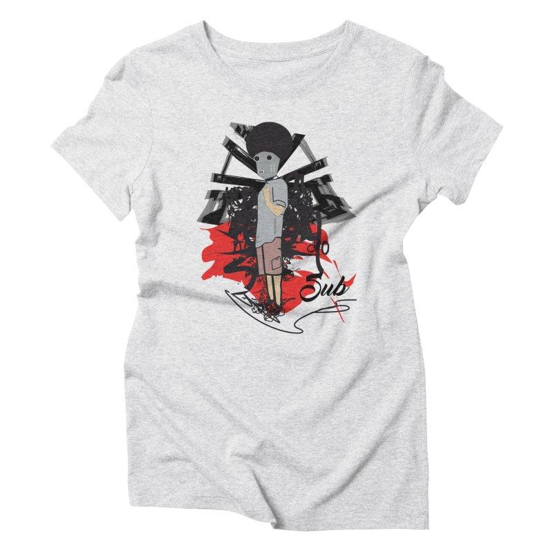 El chamo Women's Triblend T-Shirt by SUBTERRA's Shop