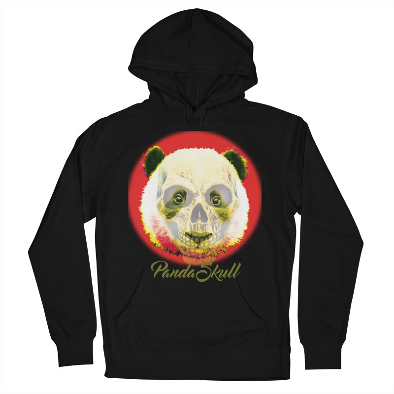 Panda skull Women's Pullover Hoody by SUBTERRA's Shop