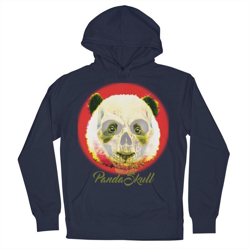 Panda skull Men's Pullover Hoody by SUBTERRA's Shop