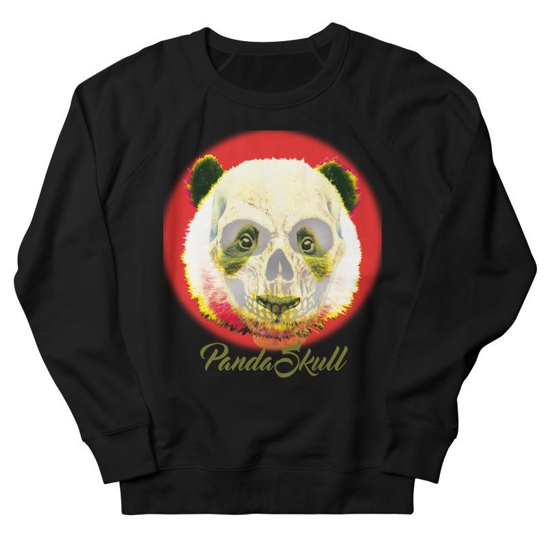 Panda skull Men's Sweatshirt by SUBTERRA's Shop