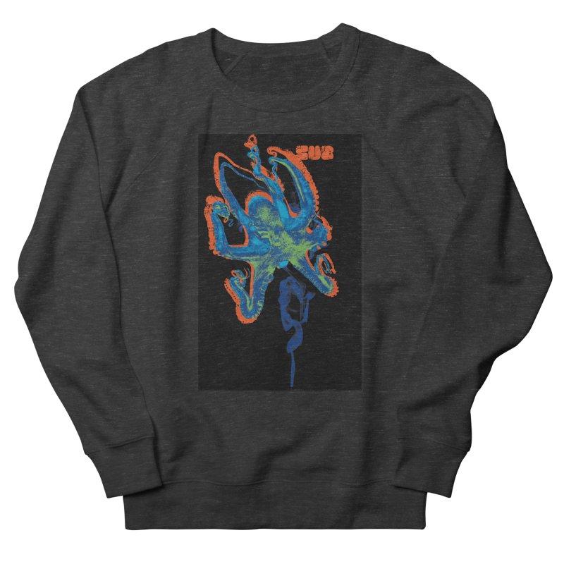 octupus Women's Sweatshirt by SUBTERRA's Shop