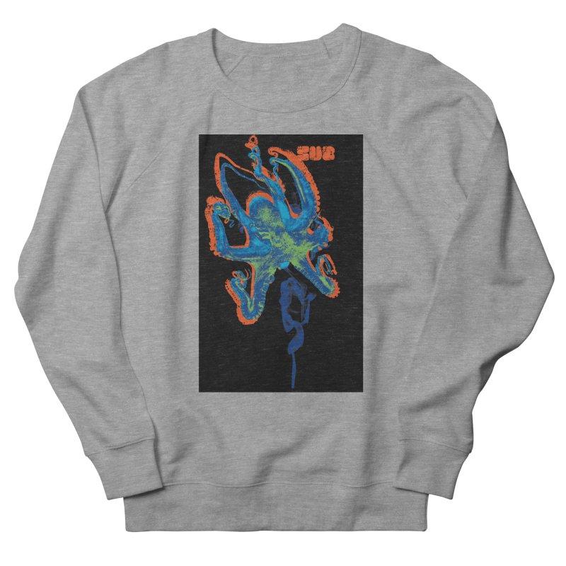 octupus Women's French Terry Sweatshirt by SUBTERRA's Shop
