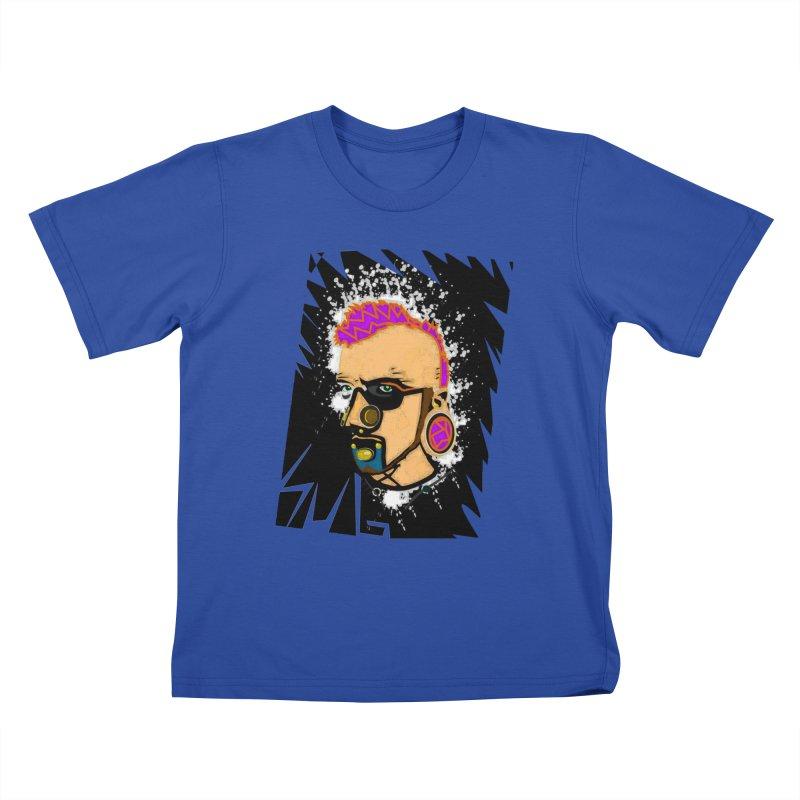 Sub punk Kids T-Shirt by SUBTERRA's Shop