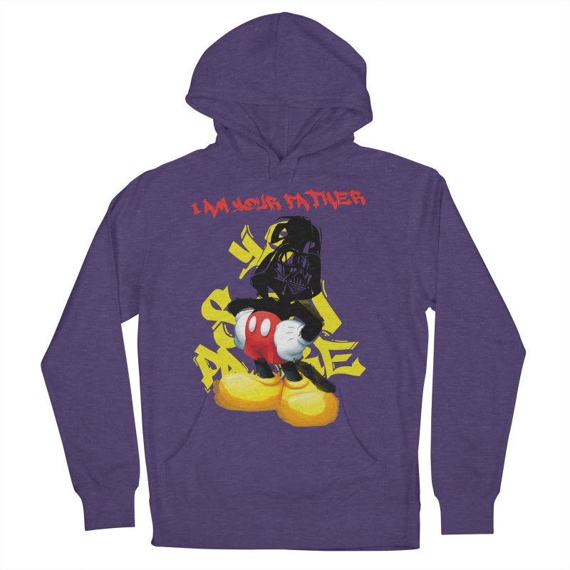 I am your father Men's French Terry Pullover Hoody by SUBTERRA's Shop