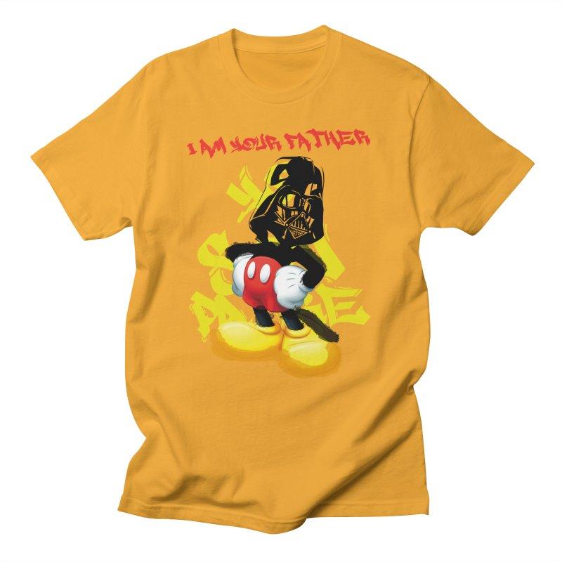 I am your father Men's Regular T-Shirt by SUBTERRA's Shop