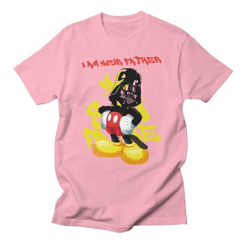 I am your father Men's T-shirt by SUBTERRA's Shop