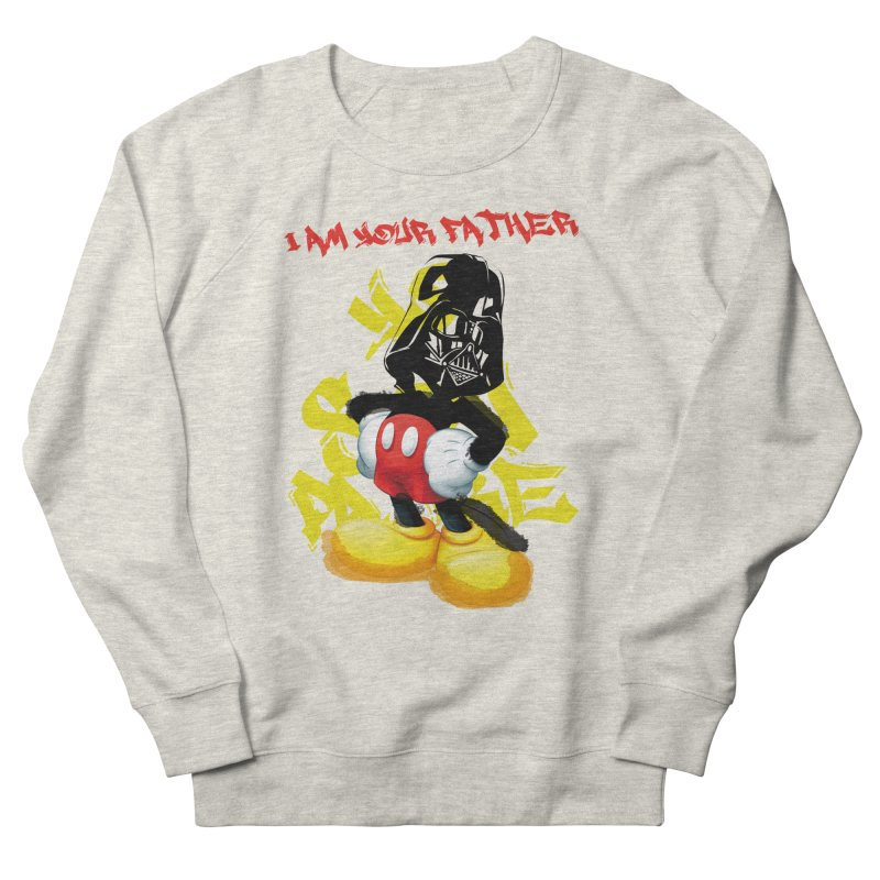 I am your father Women's French Terry Sweatshirt by SUBTERRA's Shop
