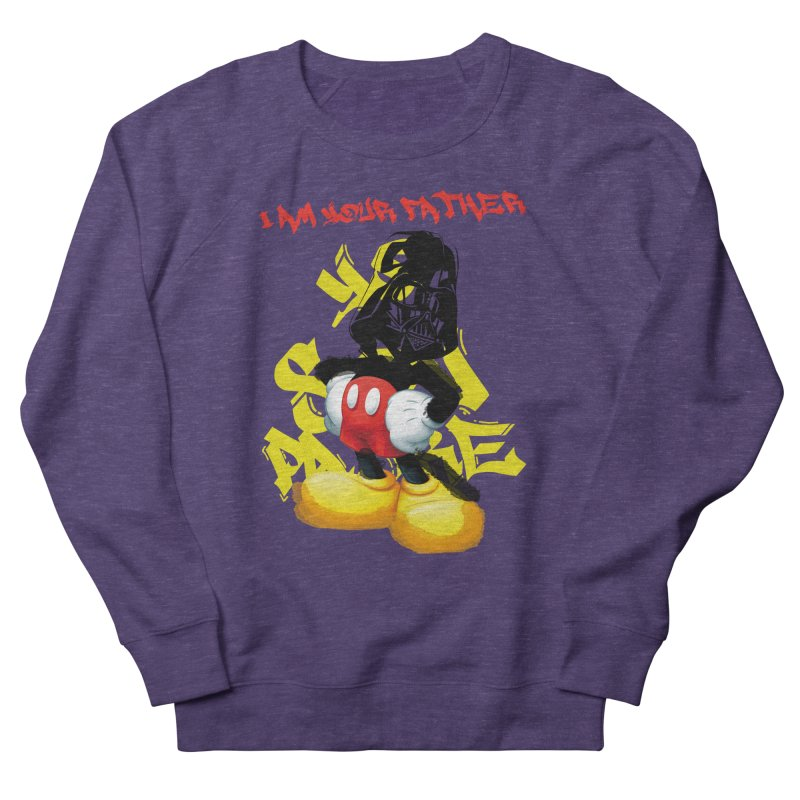 I am your father Men's French Terry Sweatshirt by SUBTERRA's Shop