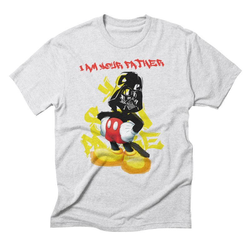 I am your father Men's Triblend T-Shirt by SUBTERRA's Shop
