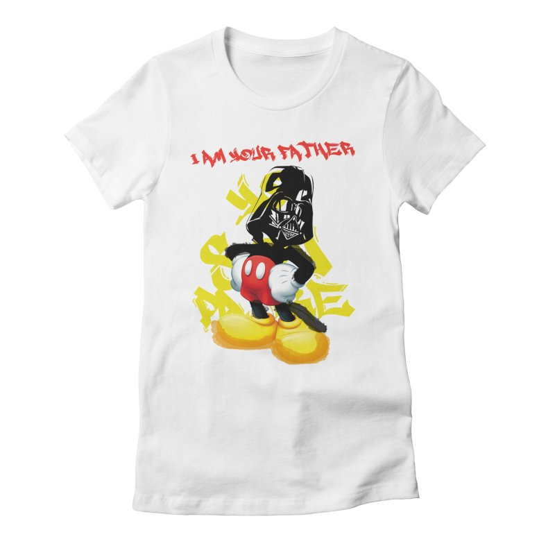 I am your father Women's Fitted T-Shirt by SUBTERRA's Shop