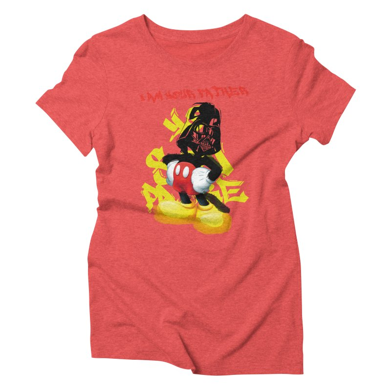 I am your father Women's Triblend T-Shirt by SUBTERRA's Shop