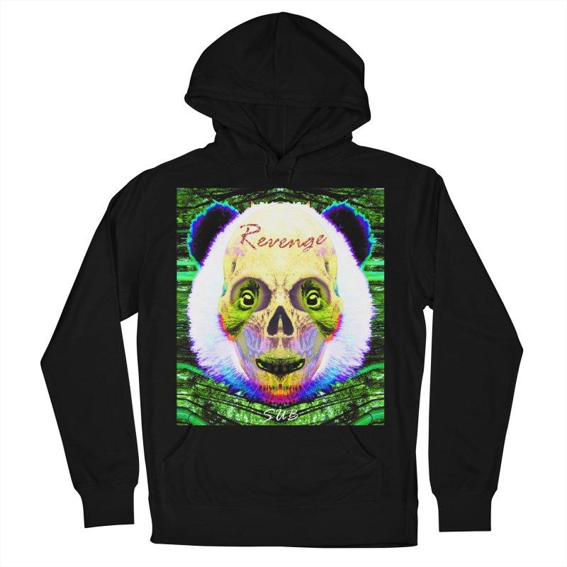 Panda Skull II Men's  by SUBTERRA's Shop