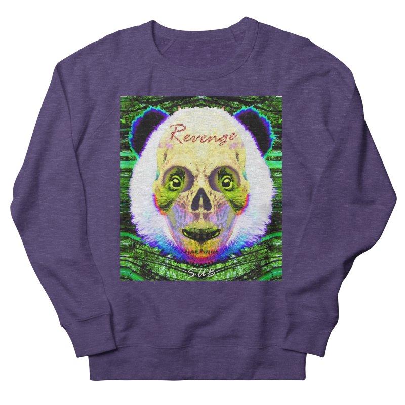 Panda Skull II Women's Sweatshirt by SUBTERRA's Shop