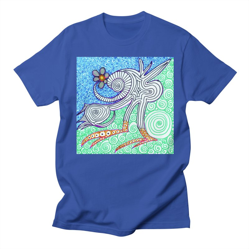 UNIQUE SUGLERI ART  Men's Regular T-Shirt by SUGLERI's Artist Shop