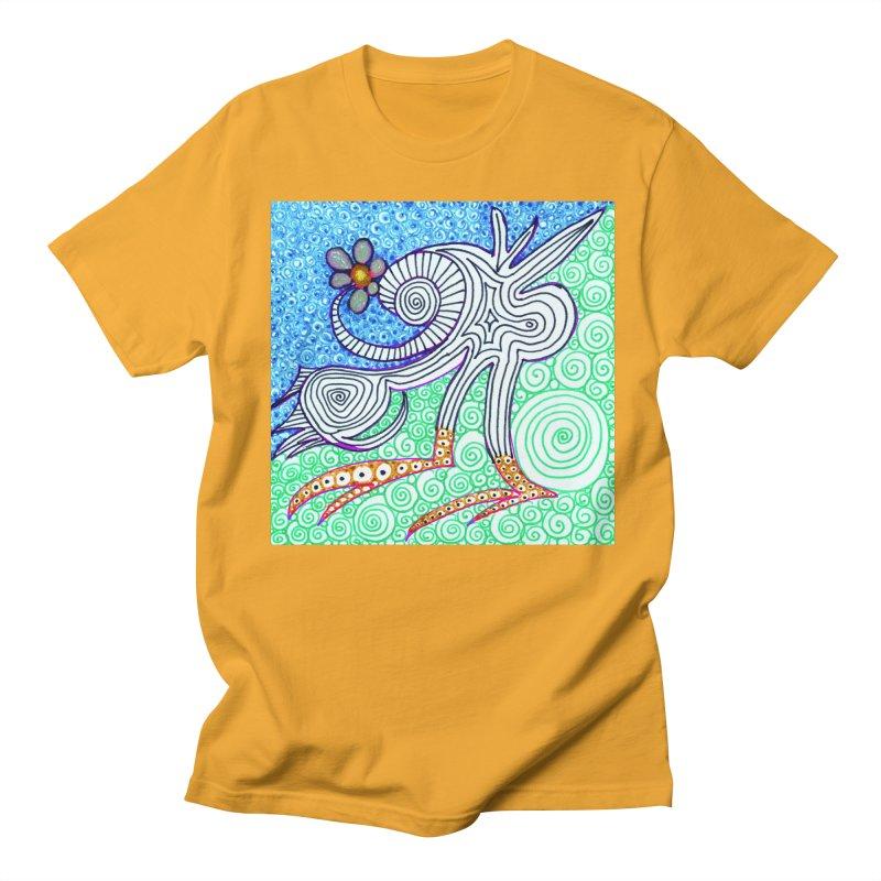 UNIQUE SUGLERI ART  Men's Regular T-Shirt by SUGLERI's Artist Shop